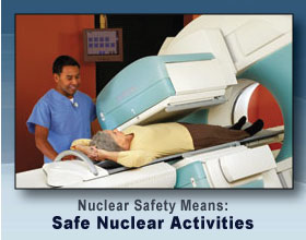 Nuclear Safety Means: Safe Nuclear Activities